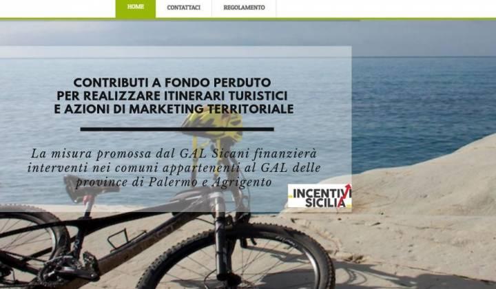 Immagine articolo: Contributi a fondo perduto per realizzare itinerari turistici e azioni di marketing territoriale in provincia di Palermo e Agrigento