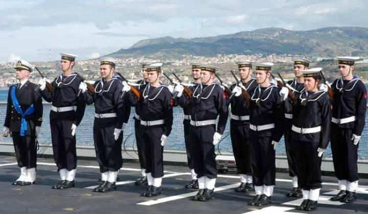 Immagine articolo: Concorsone per 1748 posti nella Marina Militare
