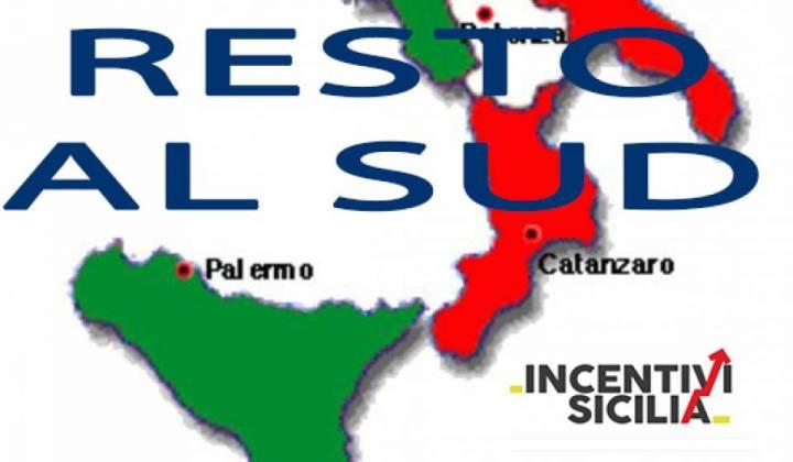 """Immagine articolo: Altre novità sul bando """"Resto al Sud"""": 1,2 miliardi di € per finanziare progetti fino a 200.000 € anche in Sicilia"""