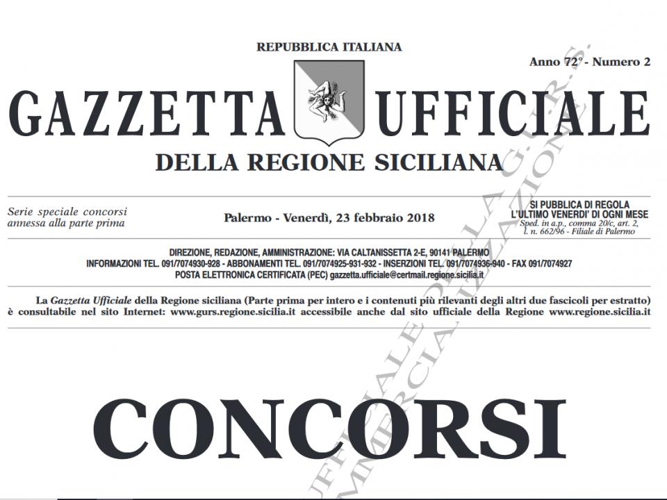 Immagine articolo: Concorsi indetti da 12 Comuni siciliani alla ricerca di 139 dipendenti da inserire o da stabilizzare. Scadenza delle candidature a Novembre 2018