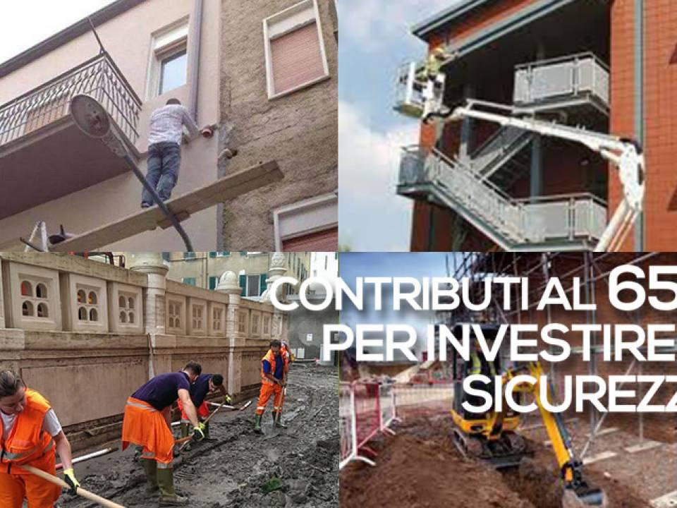 Immagine articolo: Pubblicate le graduatorie del Click day del Bando ISI Inail: 413 aziende siciliane ammesse ai contributi.