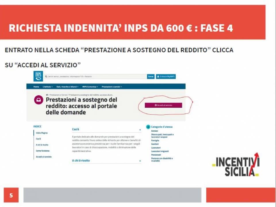 Immagine articolo: Indennità INPS da 600 € per autonomi, commerciati e artigiani: istruzioni per richiedere l'indennità in autonomia