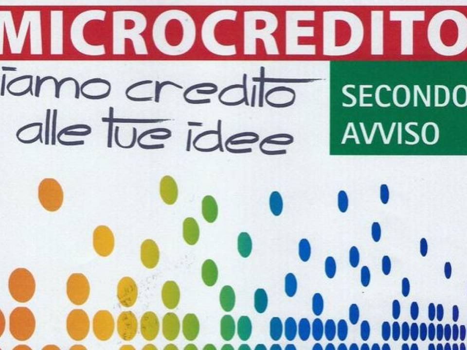 Immagine articolo: Dal 27 Maggio possibile accedere al Microcredito