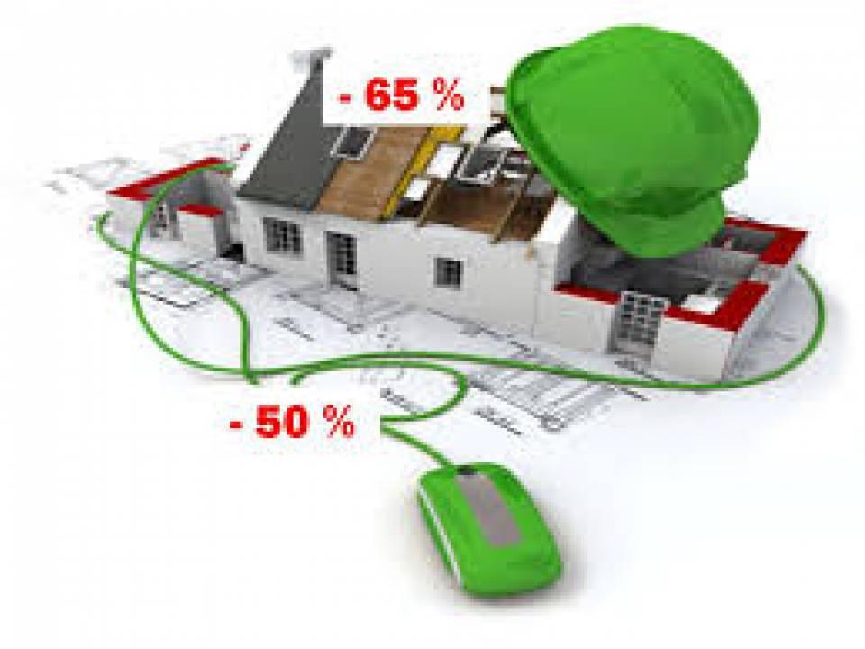 Immagine articolo: Anche per il 2016 detrazioni al 50% per ristrutturazioni e mobili ed al 65% per il miglioramento energetico