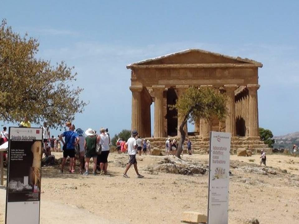 Immagine articolo: Bando per migliorare la fruizione e divulgazione del patrimonio turistico-culturale  siciliano: Fino a 100.000 € a progetto.