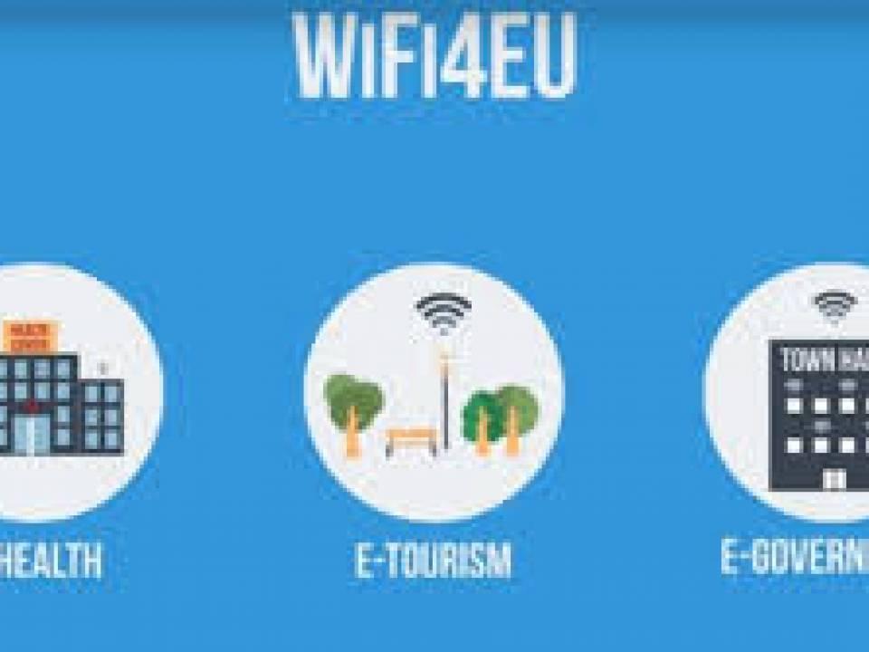 Immagine articolo: Attivato il bando per finanziare il Wi-Fi gratuito per i cittadini europei. Possibilità anche per i comuni siciliani. Perchè non dirlo al tuo sindaco?